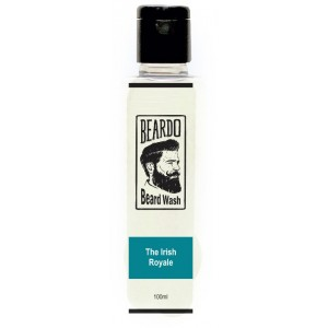 Buy Beardo Beard Wash The Irish Royale 100 ml - Nykaa