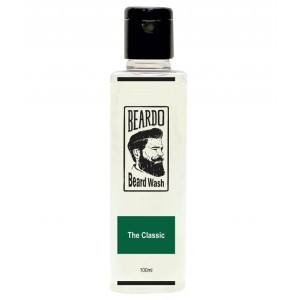 Buy Beardo Beard Wash The Classic 100 ml - Nykaa