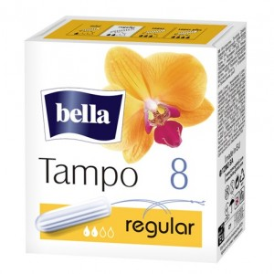 Buy Bella Tampons Regular A8 New Design  - Nykaa