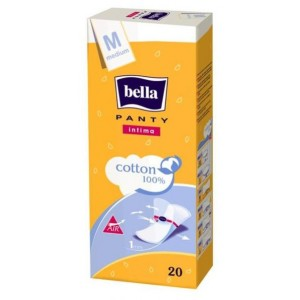 Buy Bella Panty Intima Medium 20 Panty Liner - Nykaa