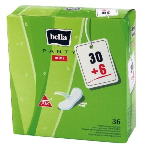 Buy Bella Panty Mini A30+6 Panty Liner - Nykaa