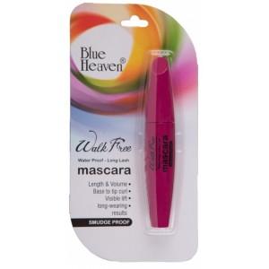 Buy Blue Heaven Walk Free Mascara (Water Proof - Long Lash) - Red - Nykaa