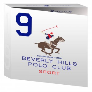 Buy Herbal Beverly Hills Polo Club Mens Deodorant, Shower Gel And Eau De Toilette No.9 Gift Set - Nykaa