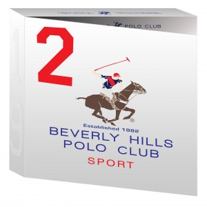 Buy Beverly Hills Polo Club Mens Deodorant, Shower Gel And Eau De Toilette No.2 Gift Set - Nykaa
