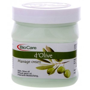 Buy BioCare D'Olive Massage Cream - Nykaa