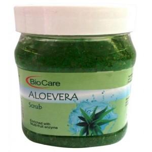 Buy BioCare AloeVera Scrub - Nykaa