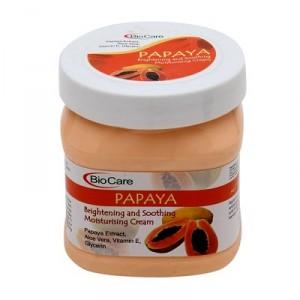 Buy BioCare Papaya Moisturising & Nourishing Cream - Nykaa
