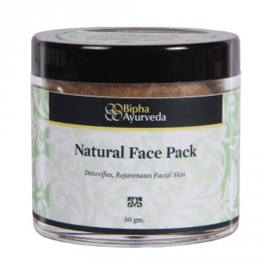 Buy Bipha Ayurveda Natural Face Pack - Nykaa
