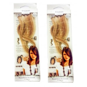 Buy Balmain Paris Hmu 1Pc Color Fringe 30Cm Hair Extension - Honey Blonde(B1G1) - Nykaa
