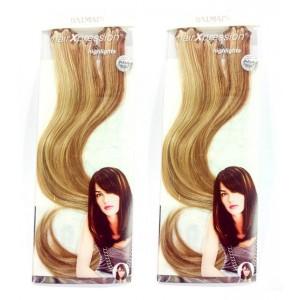 Buy Balmain Paris Hxp 1 Pc Color 30Cm Hair Extension - Elegant Brown(B1G1) - Nykaa