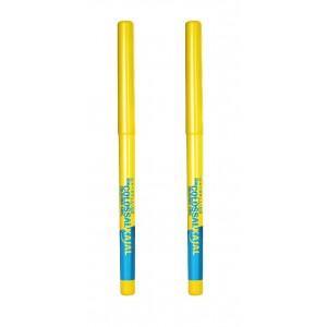 Buy Maybelline The Colossal Kohl Kajal - Turquoise Buy 1 Get 1 Free Combo - Nykaa