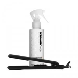 Buy Toni&Guy Heat Protection Mist + Corioliss Hair Straightener - Nykaa