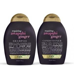 Buy Herbal Organix Awapuhi Ginger Shampoo & Conditioner - Nykaa