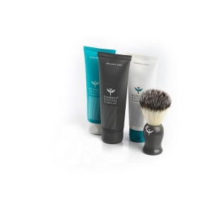Buy Bombay Shaving Company Shaving Essentials Value Kit - Cream, Scrub, Balm, Brush - Nykaa