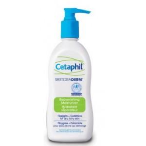 Buy Cetaphil RestoraDerm Skin Restoring Moisturizer Lotion - Nykaa