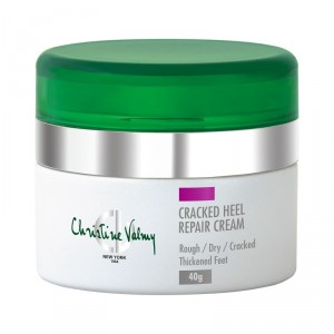 Buy Christine Valmy Cracked Heel Repair Cream - Nykaa