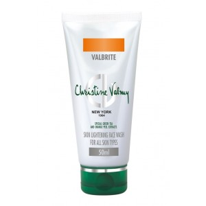 Buy Christine Valmy Valbrite skin Lightning Face Wash - Nykaa