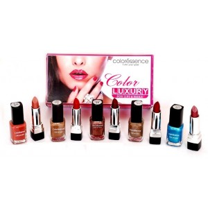 Buy Coloressence Luxury For Luscious Lips + Free Bridal Kajal - Nykaa