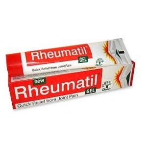 Buy Dabur Rheumatil Gel - Nykaa