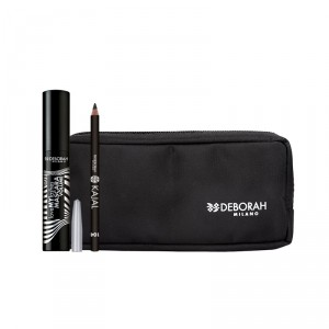 Buy Deborah Kajal and Mascara Combo - Nykaa