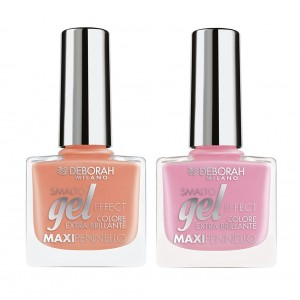 Buy Deborah Gel Effect Nail Enamel Combo1 - Nykaa