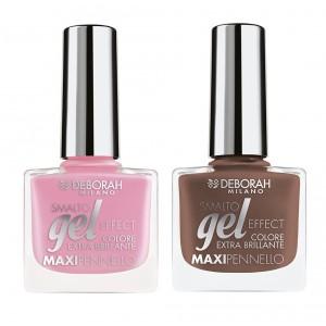 Buy Deborah Gel Effect Nail Enamel Combo 3 - Nykaa