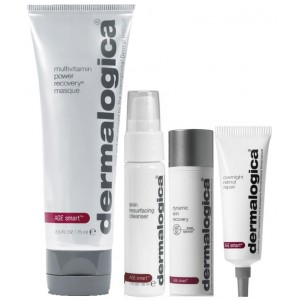Buy Dermalogica Anti-Aging Skin Recovery Kit - Nykaa