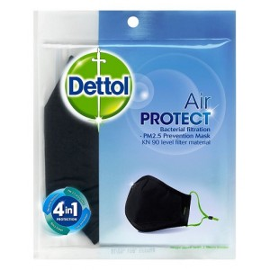 Buy Dettol Air Protect Mask - Nykaa