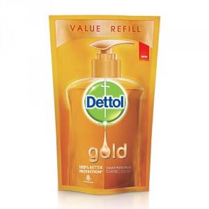 Buy Dettol Gold Liquid Classic Clean Hand Wash - Nykaa