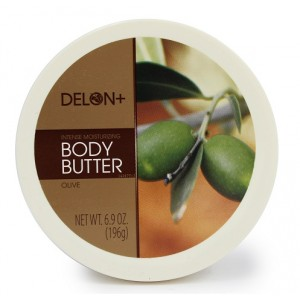 Buy Delon Intense Moisturizing Olive Body Butter - Nykaa