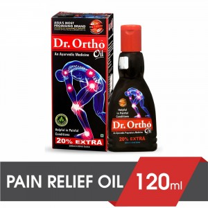 Buy Dr. Ortho Ayurvedic Joint Pain Relief Oil - Nykaa