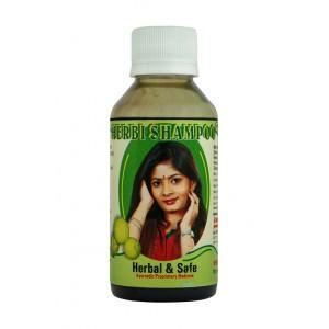 Buy Dr. Vaidya's Herbi Shampoo - Nykaa