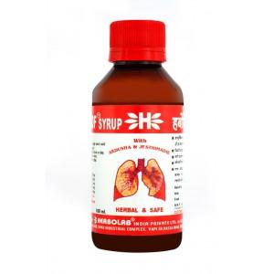 Buy Dr. Vaidya's Herbokof Syrup - Nykaa
