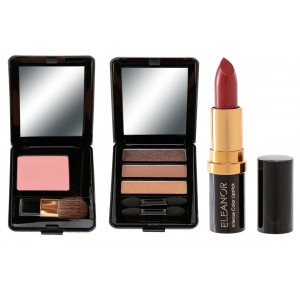 Buy Eleanor Blush+Lipstick+Eyeshadow Combo 1 - Nykaa