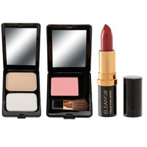 Buy Eleanor Blush+Lipstick+FoundationCombo - Nykaa