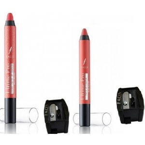 Buy Faces Ultime Pro Matte Lip Crayon - Really Rust 07 With Faces Sharpener + Ultime Pro Starry Matte Lip Crayon - Sultry Red 01 With Free Sharpener - Nykaa