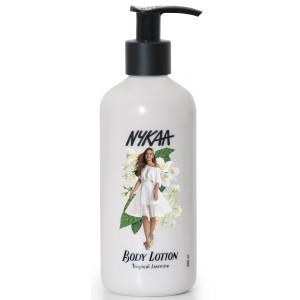 Buy Nykaa Tropical Jasmine Body Lotion - Nykaa