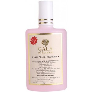 Buy Gala Of London Nail Polish Remover (Off Rs.25) - Nykaa