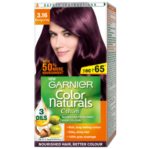 Buy Garnier Color Naturals - 3.16 Burgundy (Rs. 15 Off) - Nykaa