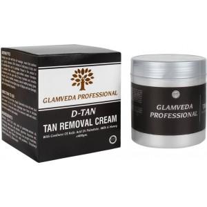 Buy Glamveda Professional D-Tan Tan Removal Cream - Nykaa