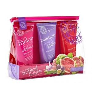 Buy Grace Cole Fruit Works Tropical Delights Combo - Nykaa