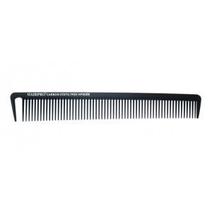 Buy Hairpro HP6008 Carbon Hair Section Comb - Nykaa