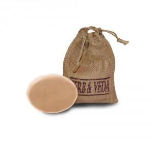 Buy Herb & Veda Multani Mitti(Anti Acne) With Vitamin E Soap - Nykaa
