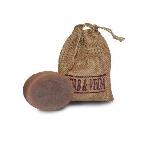 Buy Herb & Veda Cinnamon Soap - Nykaa
