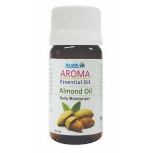 Buy HealthVit Aroma Almond Essential Oil - Nykaa