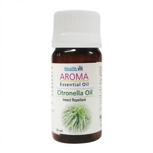 Buy HealthVit Aroma Citronella Essential Oil - Nykaa