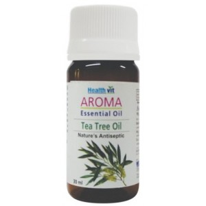Buy HealthVit Aroma Tea Tree Essential Oil - Nykaa