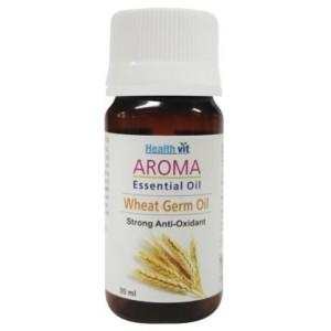 Buy HealthVit Aroma Wheat Germ Essential Oil - Nykaa