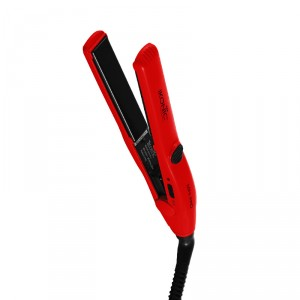 Buy Ikonic Professional Mini Pro Iron (Red) - Nykaa
