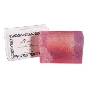 Buy Imli Street Wild Rose Loofah Bathing Bar - Nykaa